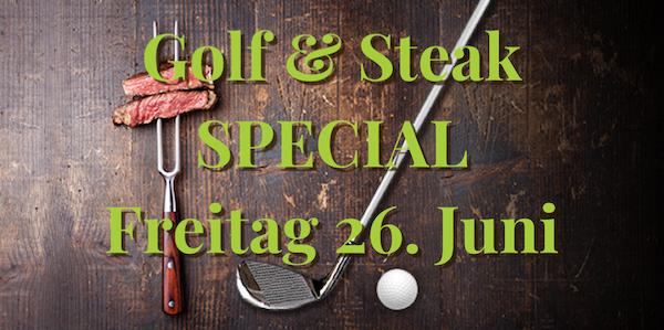 33. Golf & Steak – SPECIAL